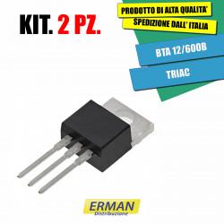 Kit 2 pezzi BTA 12/600B BTA...