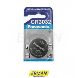 Batteria Panasonic CR3032...