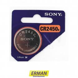 Batteria SONY CR2450 pila a...