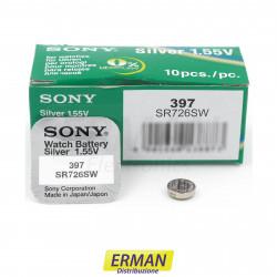 Batteria per orologio Sony...