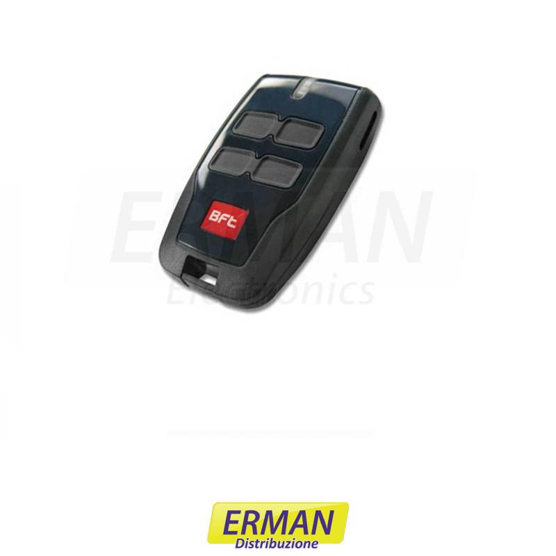 TELECOMANDO RADIOCOMANDO TRASMETTITORE BFT MITTO 4B ORIGINALE 433MHZ 4T