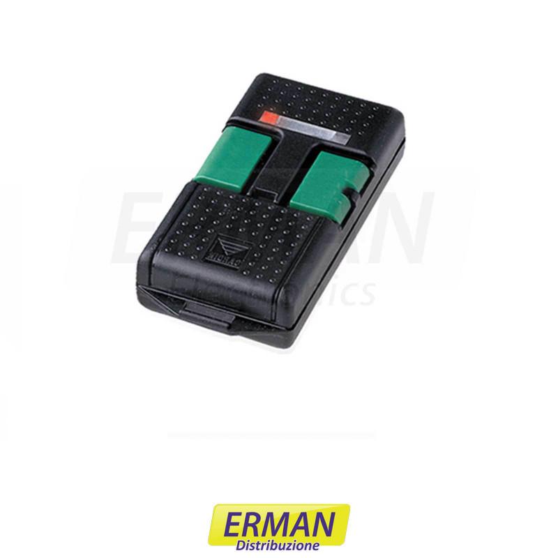 TELECOMANDO RADIOCOMANDO TRASMETTITORE CARDIN S476-TX2 ORIGINALE 433MHZ 2T