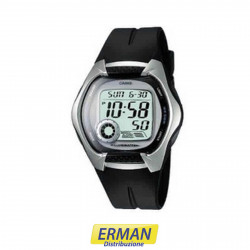 Orologio Casio W-101-7A - 2684 Digitale cronometro cinturino in resina