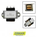 Trasformatore lamellare con ingresso 220V - uscita 20 + 20V (o 40V) - 1,5A